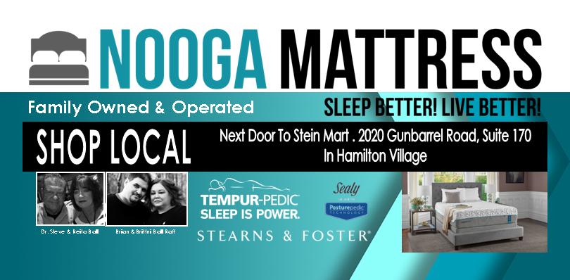 Nooga Mattress reviews | Mattresses at 2020 Gunbarrel Rd Suite 170 - Chattanooga TN