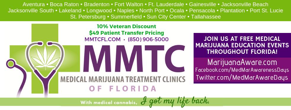 Medical Marijuana Treatment Clinics of Florida - Casselberry reviews | Cannabis Clinics at 515 SR 436 - Casselberry FL