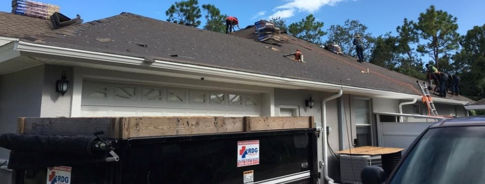 RDG Roofing reviews | Roofing at 108 E. Indiana Avenue - DeLand FL