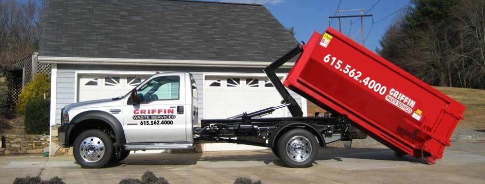 Nashville Dumpster Rentals - Griffin Waste Middle TN reviews | Waste Management Solutions at 511 Cave Rd - Nashville TN