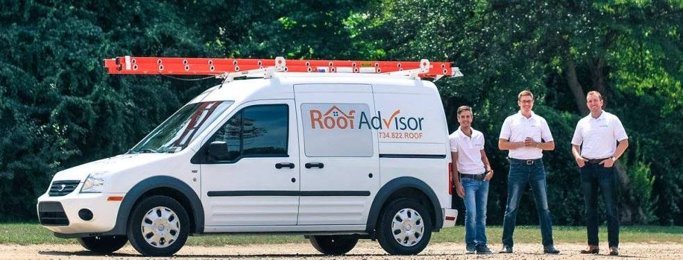 RoofAdvisor reviews | Roof Inspectors at 42313 Ann Arbor Rd - Plymouth MI