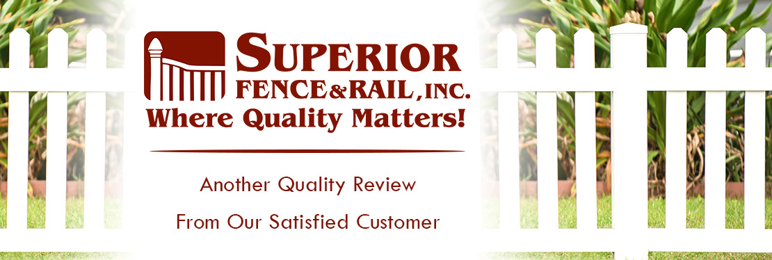 Superior Fence & Rail of Brevard County, Inc. reviews | Fences & Gates at 102, 2778 N Harbor City Blvd - Melbourne FL