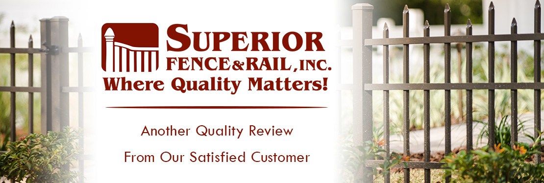 Superior Fence & Rail of Lake County, Inc. reviews | Fences & Gates at 307 E North Blvd - Leesburg FL