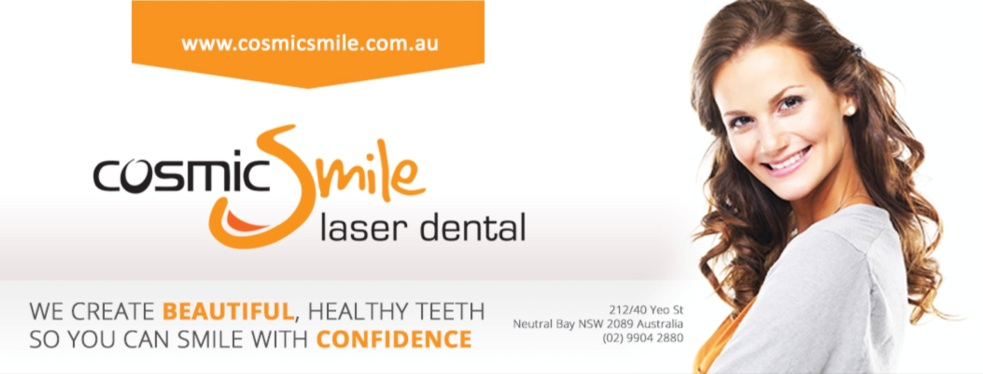 Cosmic Smile Laser Dental reviews | Cosmetic Dentists at 212/40 Yeo St - Neutral Bay NSW