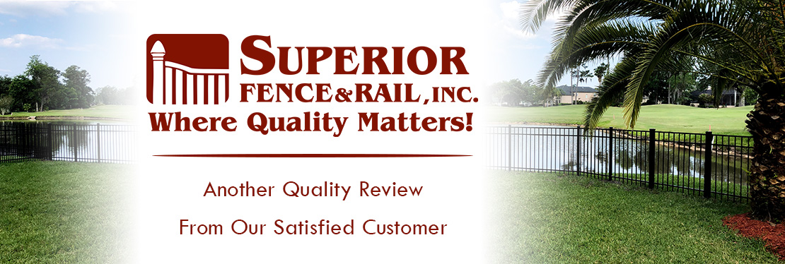 Superior Fence & Rail of West Florida, Inc. reviews | Fences & Gates at 2383 Industrial Blvd d - Sarasota FL