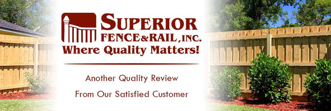 Superior Fence & Rail of Pinellas County, Inc. reviews | Fences & Gates at 1400 Starkey Rd - Largo FL