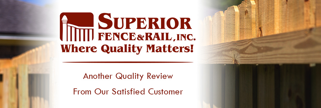 Superior Fence & Rail of Polk County, Inc. reviews | Fences & Gates at 3060 Dundee Rd - Winter Haven FL