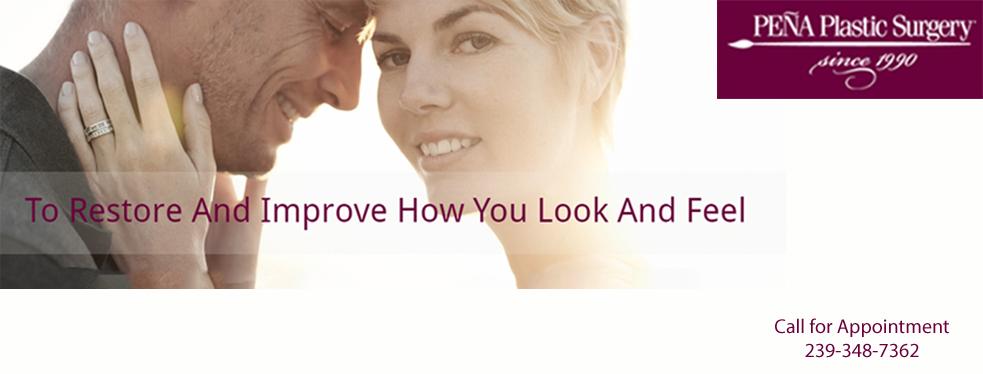 Pena Plastic Surgery - Manuel Pena, MD reviews | Cosmetic Surgeons at 6370 Pine Ridge Rd - Naples FL