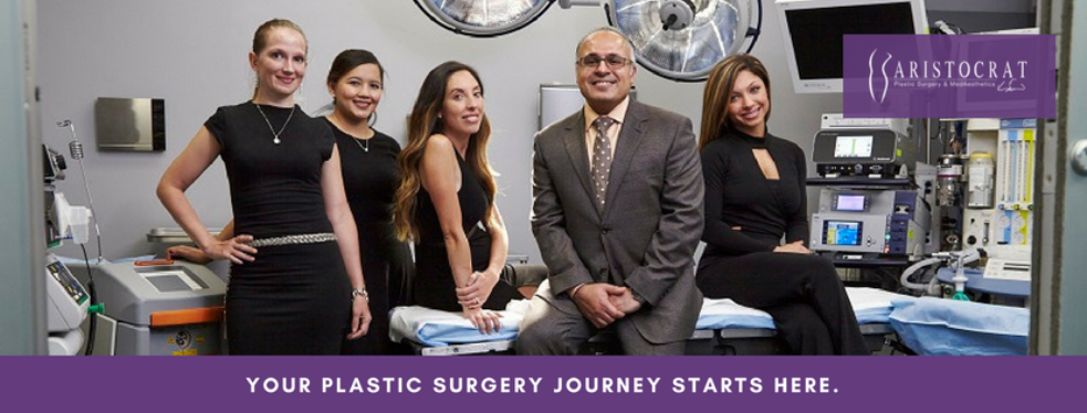 Aristocrat Plastic Surgery and MedAesthetics: Dr. Kevin Tehrani reviews | Cosmetic Surgeons at 33 W 56th Street - New York NY