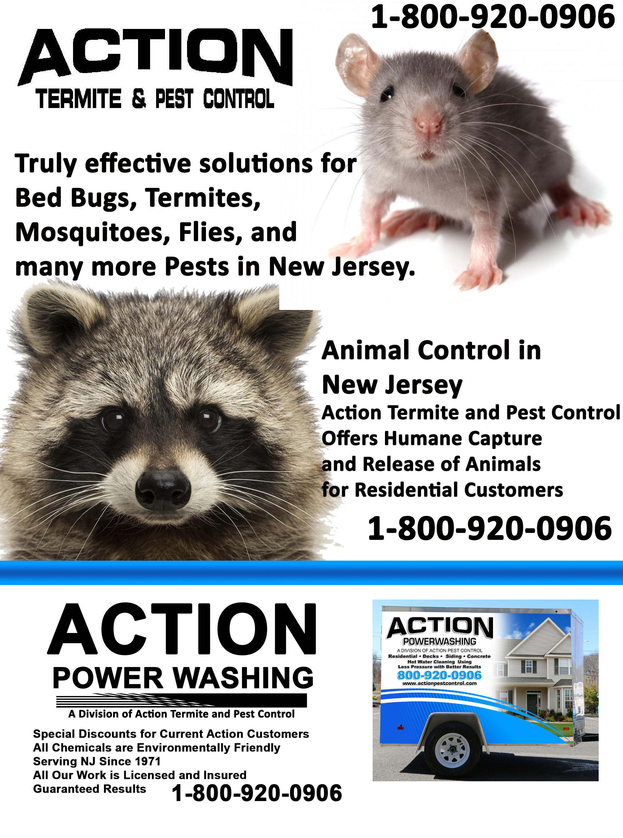 Action Termite Pest Control Reviews Pest Control At 136 Route 35