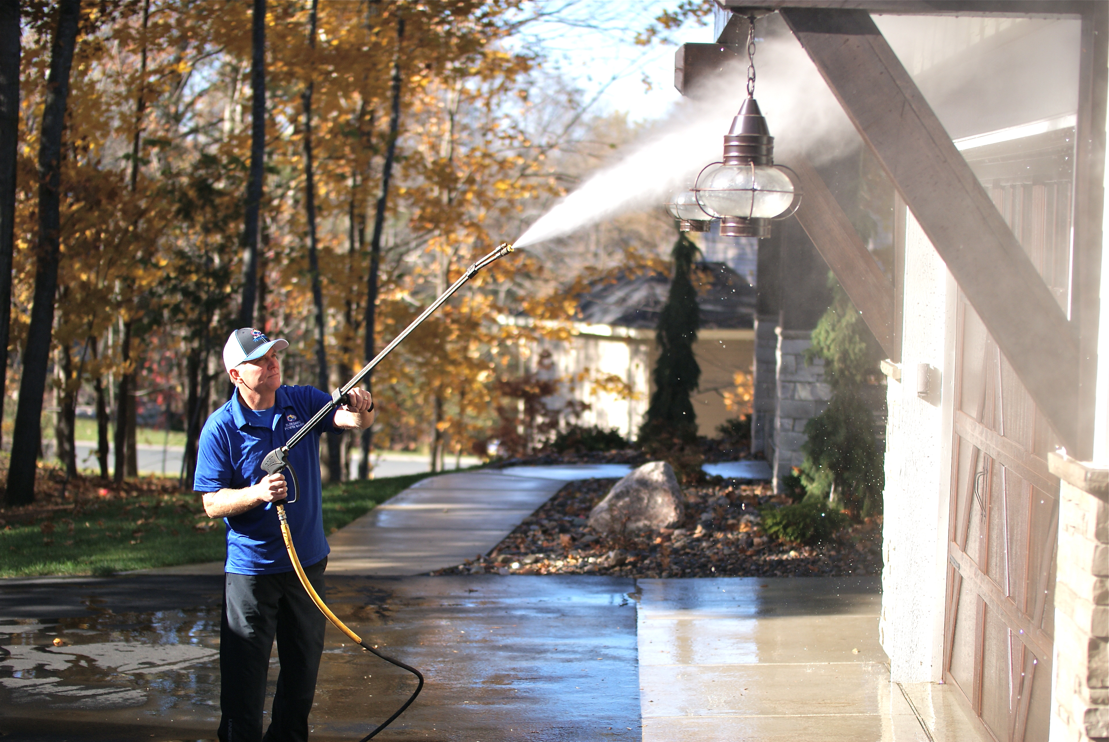 Blue Dawg Power Wash® of Southern NH reviews | Contractors at 567 Main St - Hampstead NH