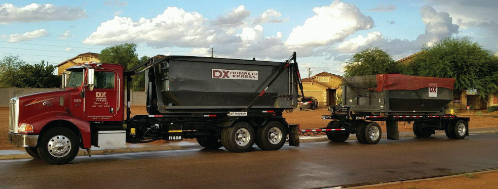 Dumpstr Xpress reviews | Collection Services at 2560 South 16th Ave. - Phoenix AZ