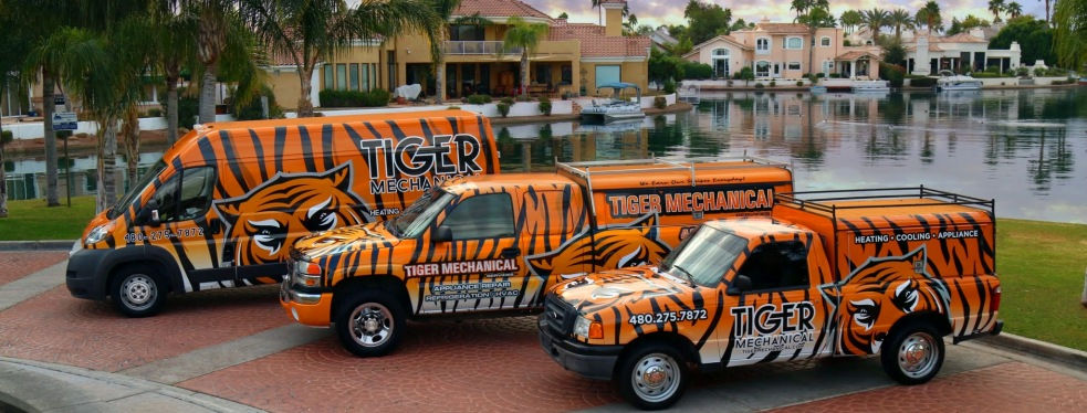 Tiger Mechanical reviews | Appliances & Repair at 75 W Baseline Rd - Gilbert AZ