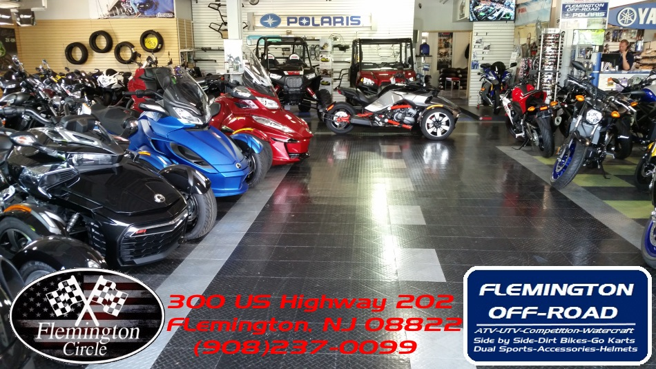 Flemington Yamaha-Kawasaki-Polaris-Sea Doo-Can AM reviews | Motorcycle Dealers at 300 US-202 - Flemington NJ