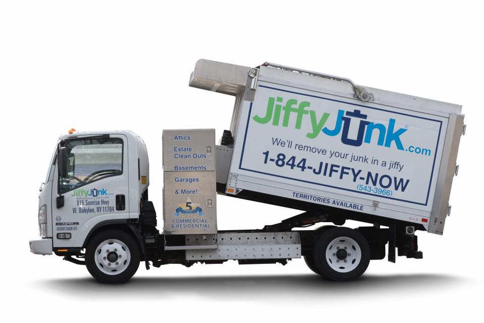 Jiffy Junk reviews | Home Services at 615 Sunrise Hwy North Service Rd - West Babylon NY