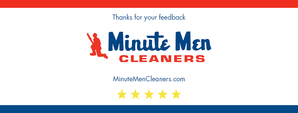 Minute Men Cleaners reviews | Consumer Services at 90 Huntington St - Shelton CT