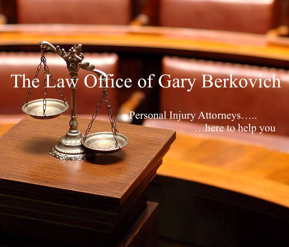 Law Offices Of Gary Berkovich reviews | Personal Injury Law at 14900 Ventura Blvd - Sherman Oaks CA