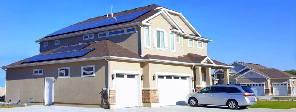 Apex Solar Solutions reviews   Solar Installation at 1101 East Bayaud Ave. Floor 5 - Denver CO