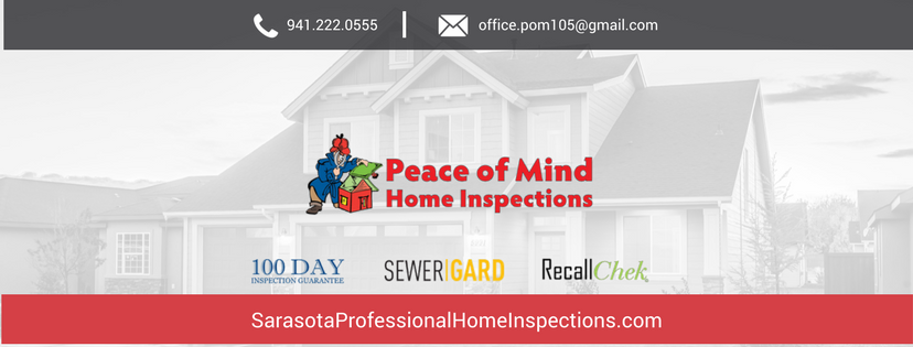 Peace of Mind Home and Commercial Inspections reviews | Home Inspectors at 4920 Lena Rd Suite 105 - Bradenton FL