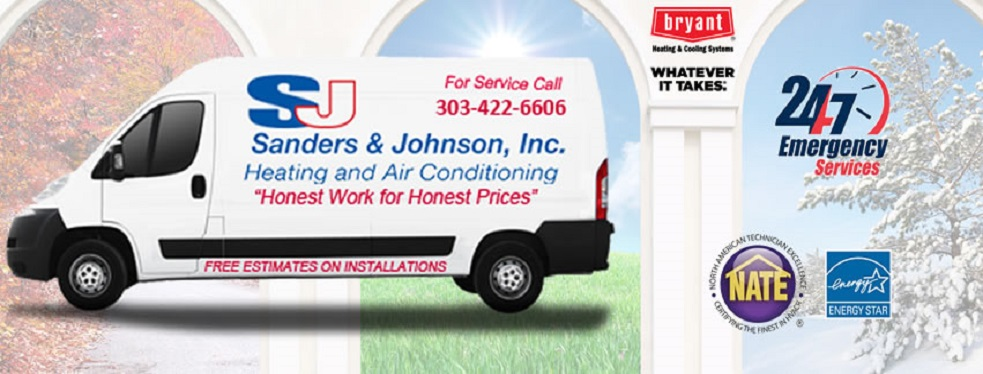 Sanders and Johnson Heating and Air Conditioning reviews | Heating & Air Conditioning/HVAC at 7100 Broadway #7K - Denver CO