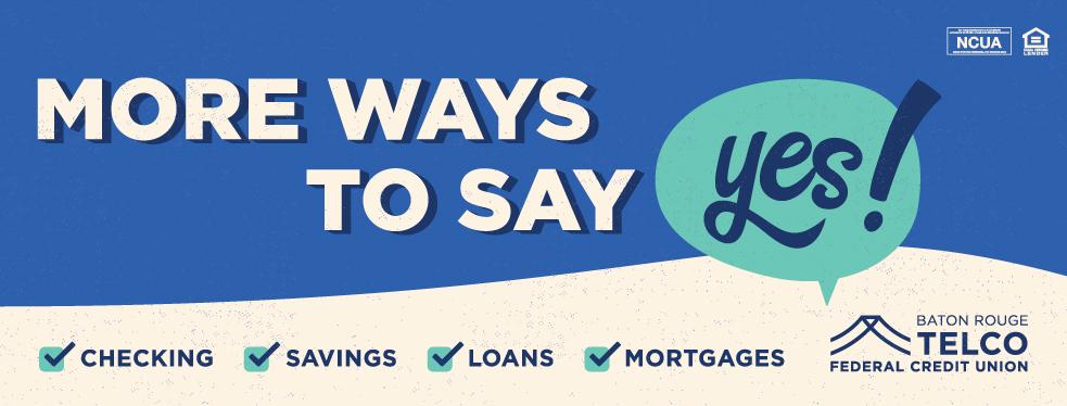 Baton Rouge Telco Federal Credit Union reviews | Credit Unions at 32839 LA-16 - Denham Springs LA