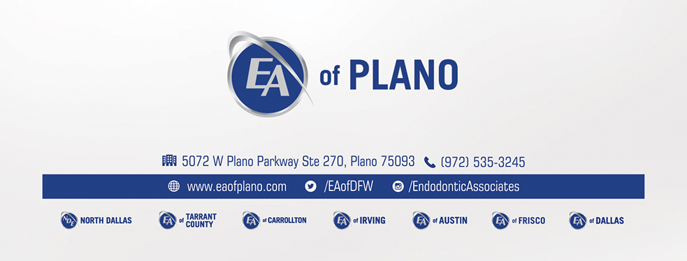 Endodontic Associates of Plano reviews | Endodontists at 5072 West Plano Parkway - Plano TX