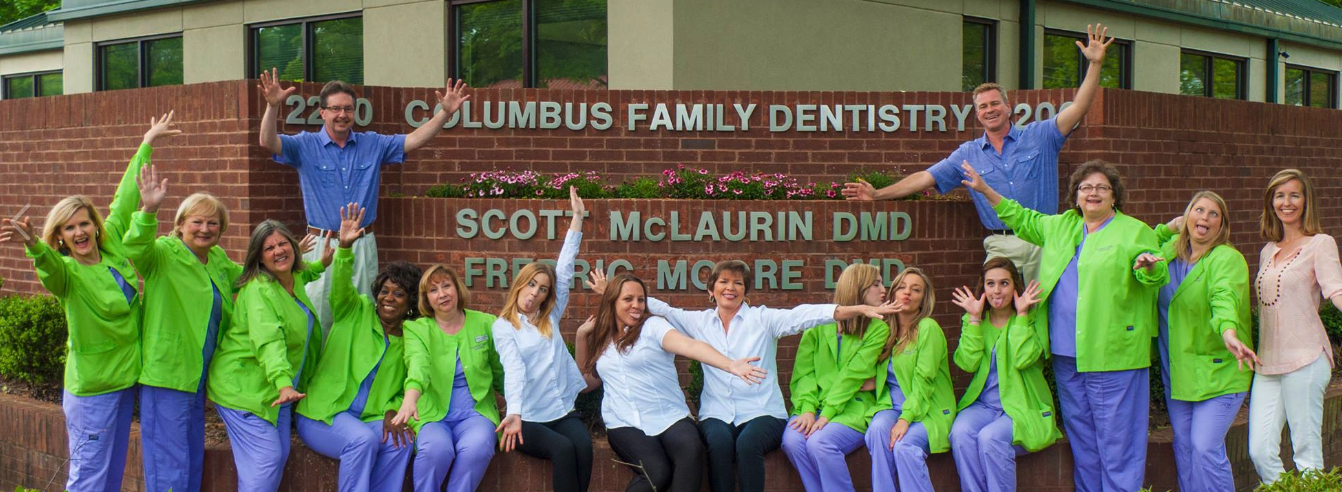 Columbus Family Dentistry reviews | Cosmetic Dentists at 2200 Rosemont Drive - Columbus GA
