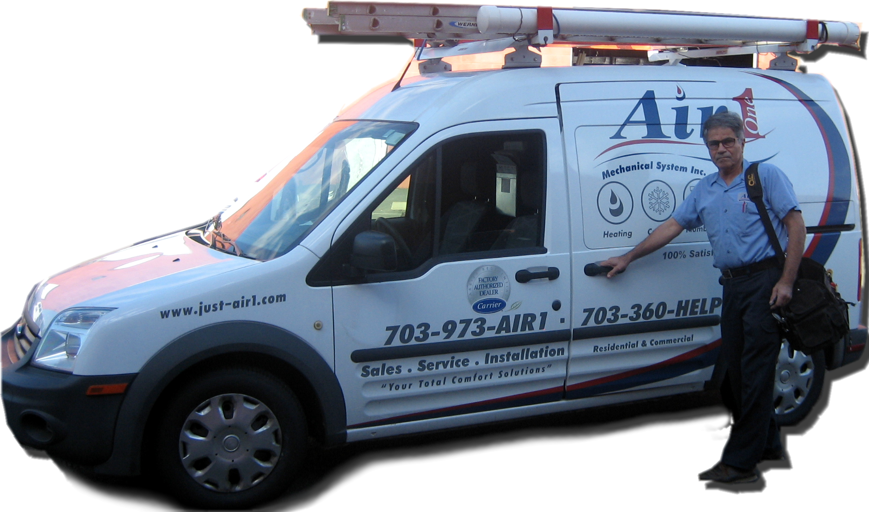 Air 1 Mechanical Heating & Cooling reviews | Heating & Air Conditioning/HVAC at 45710 Oakbrook Ct #140 - Sterling VA