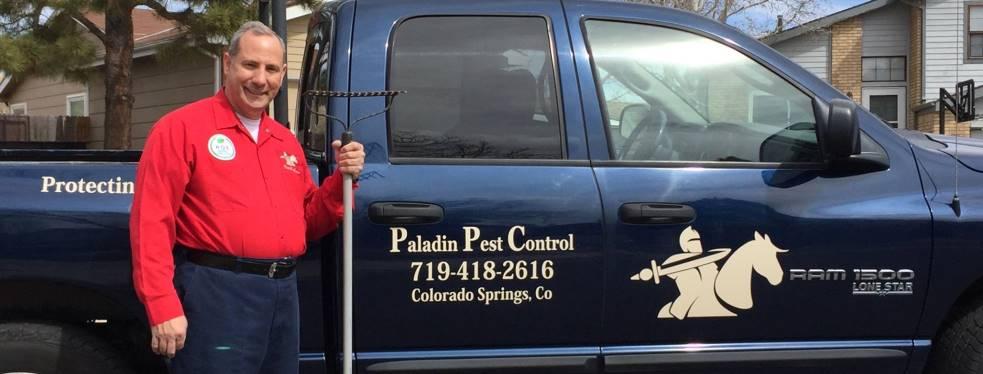 Paladin Pest Control reviews | Home & Garden at 1452 Sausalito Dr - Colorado Springs CO