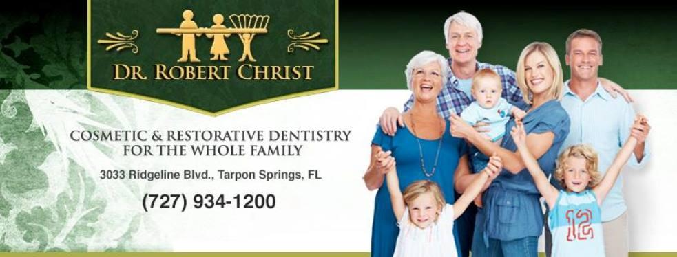 Robert M. Christ, DMD reviews | Cosmetic Dentists at 3033-A Ridgeline Blvd - Tarpon Springs FL