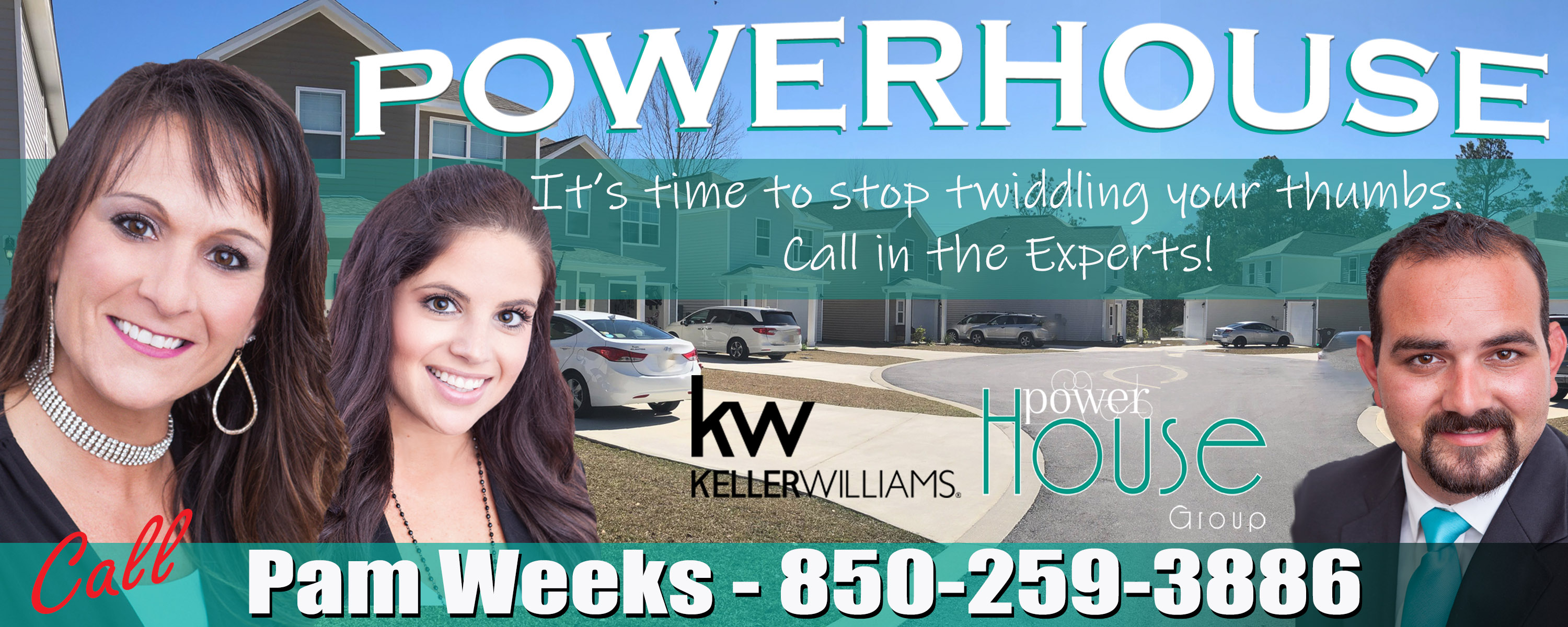 Powerhouse Real Estate Group at Keller Williams Realty Emerald Coast reviews | Real Estate Agents at 4534 Highway 20 E - Niceville FL