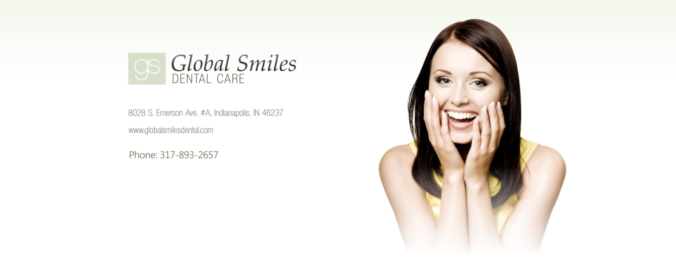 Global Smiles Dental reviews | Cosmetic Dentists at 8028 South Emerson Ave. - Indianapolis IN