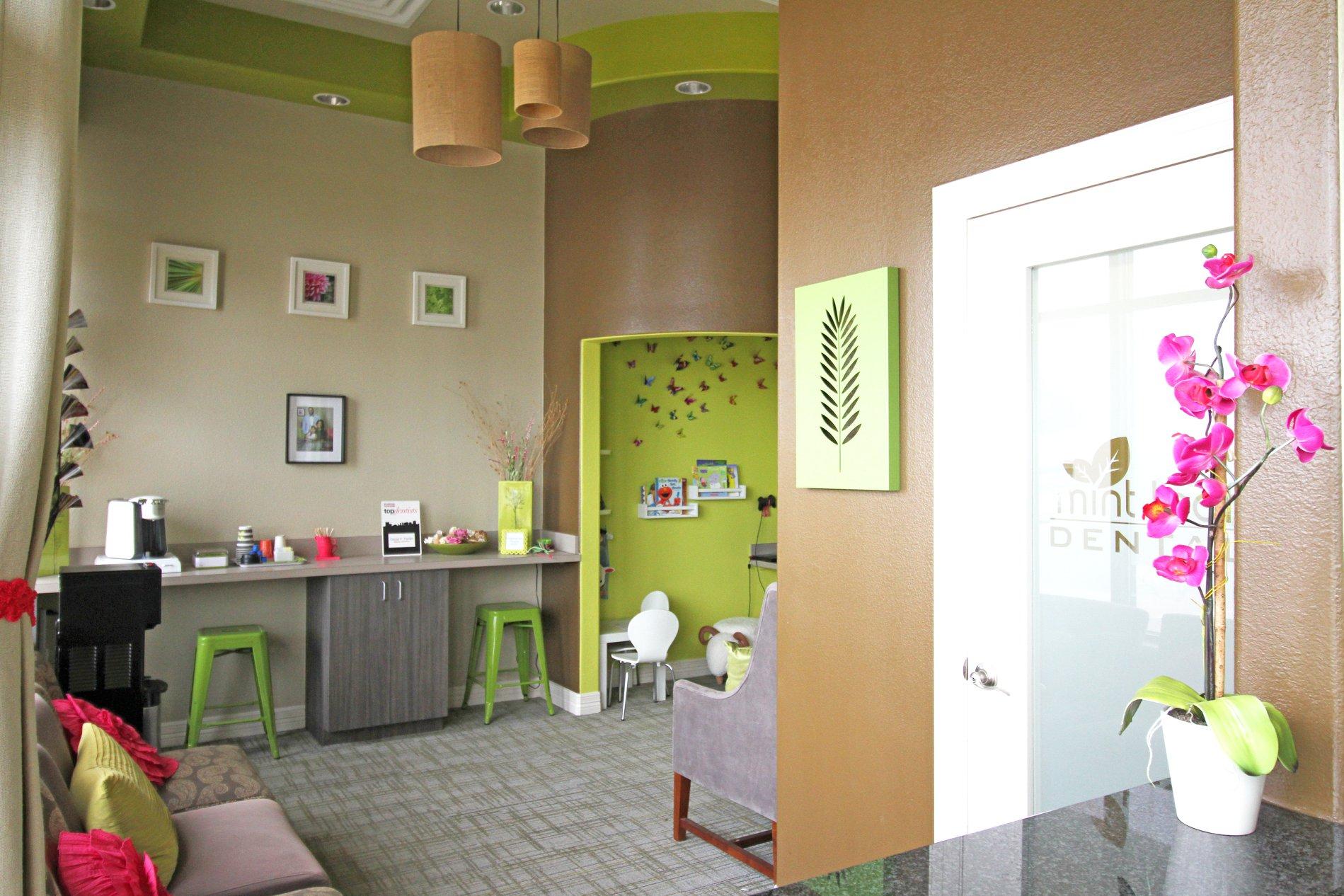 Mint Leaf Dental reviews | Dentists at 8544 S Hulen St - Fort Worth TX