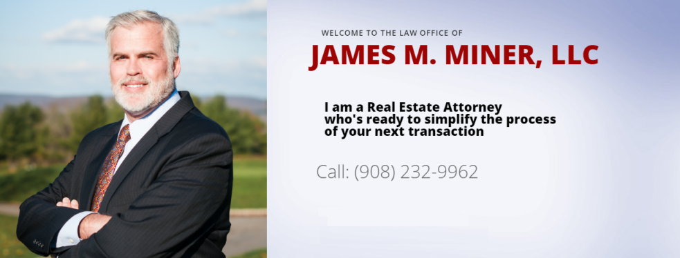 Law Office of James Miner reviews | Lawyers at 226 St Paul St - Westfield NJ