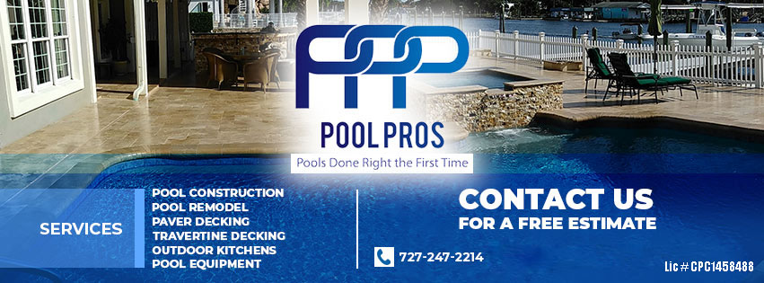 Pool Pros of Pasco reviews | Swimming Pools at 4142 Mariner Blvd Ste 245 - Spring Hill FL