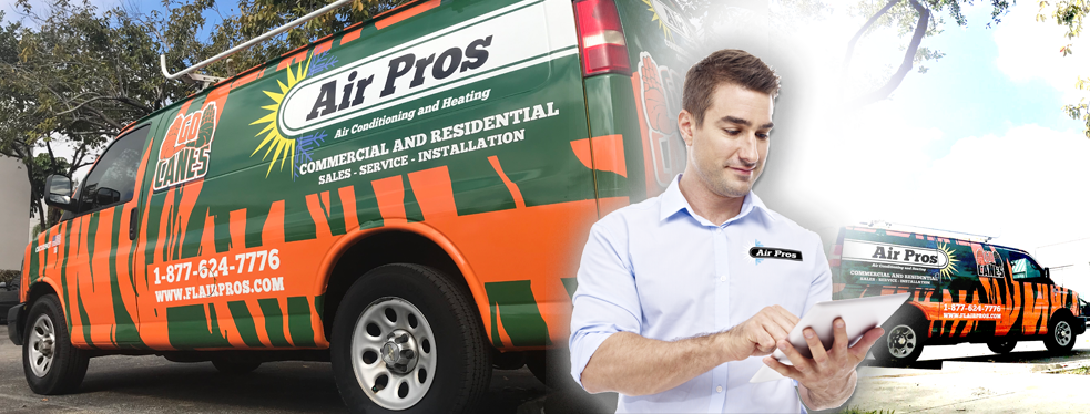 Air Pros reviews | Heating & Air Conditioning/HVAC at Ft. Lauderdale FL