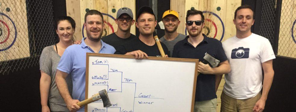 Lumberjaxes Axe Throwing Pittsburgh   Mt. Lebanon reviews   Team Building Activities at 1689 McFarland Rd - Pittsburgh PA