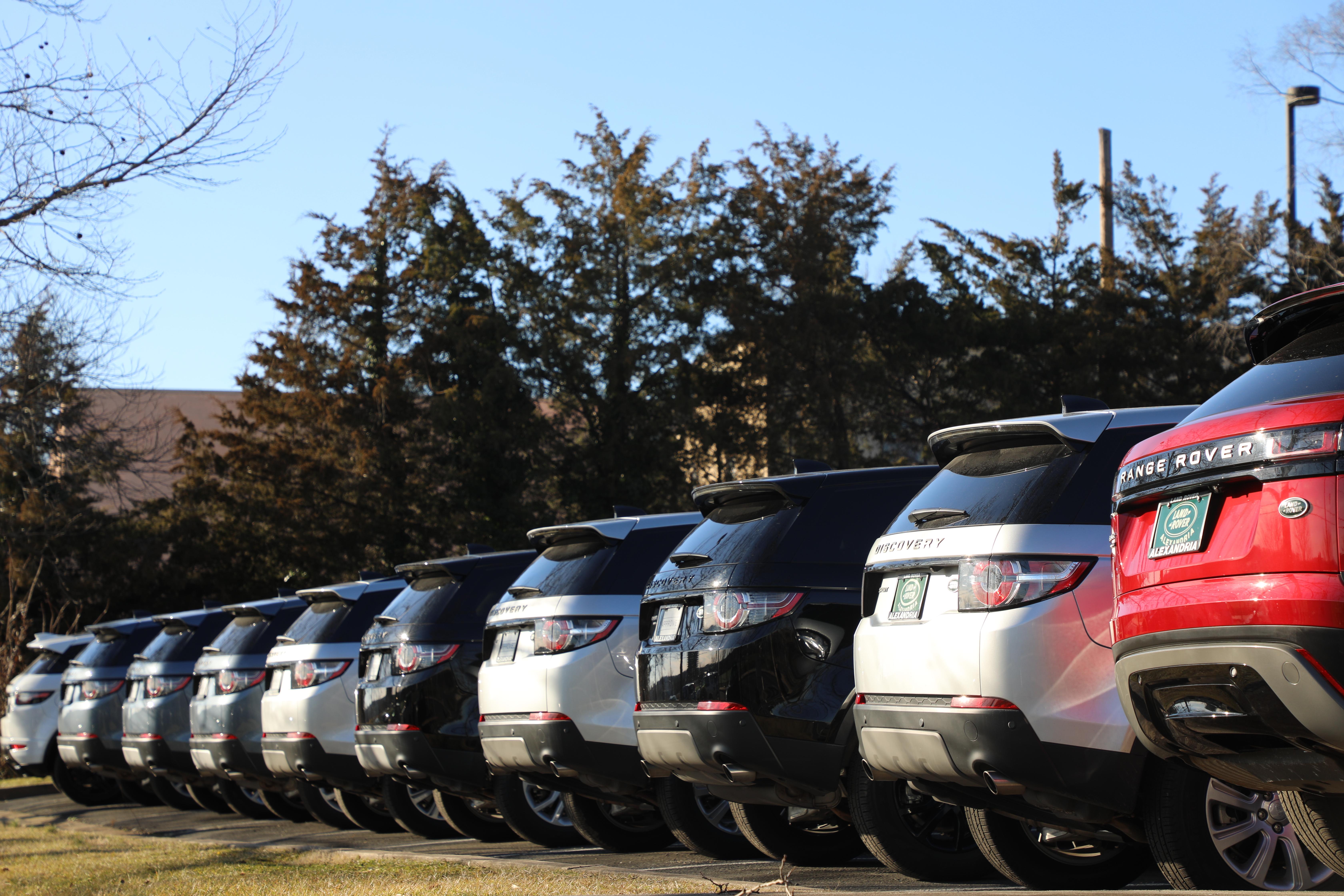 Land Rover Alexandria reviews   Car Dealers at 2712 Duke St - Alexandria VA