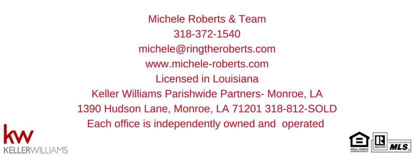 Michele Roberts & Team reviews | Real Estate Agents at 1390 Hudson Ln - Monroe LA