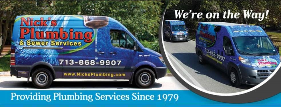 Nick's Plumbing & Sewer Services reviews | Plumbing at 1420 N Durham Dr - Houston TX