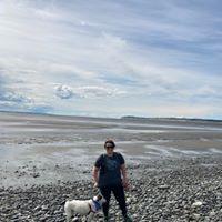 Jenna Schnuer review for Alaska Veterinary Clinic