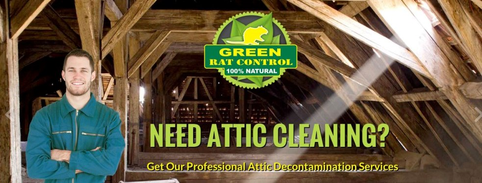 Green Rat Control - Rodent & Attic Cleaning Company reviews | Insulation Installation at 18034 Ventura Blvd - Encino CA