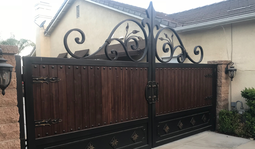 Advanced Iron Concepts reviews | Fences & Gates at 495 Rimpau Ave - Corona CA