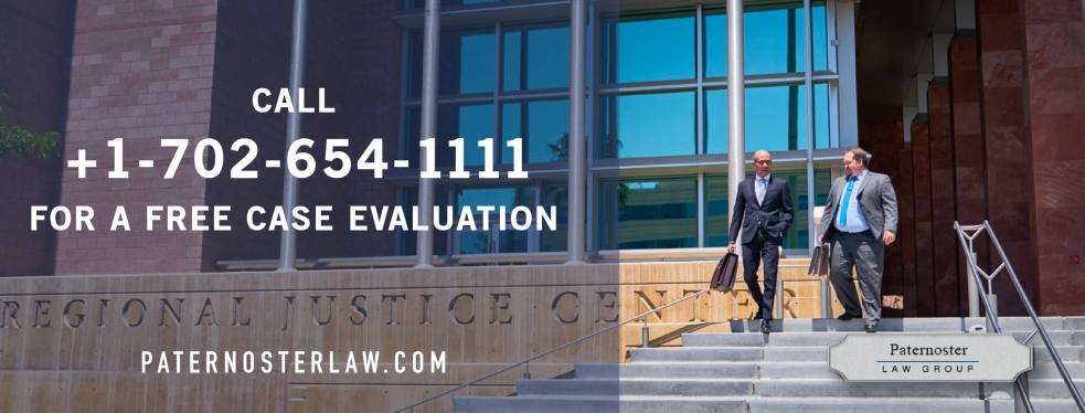 Paternoster Law Group reviews   Personal Injury Law at 400 S 4th St Suite 300 - Las Vegas NV