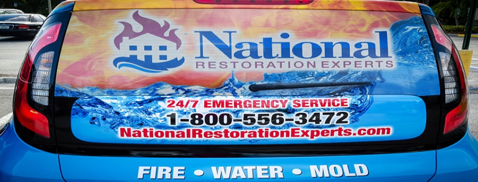 National Restoration Experts reviews | Damage Restoration at 1301 West Copans Rd. D5 & D6 - Pompano Beach FL