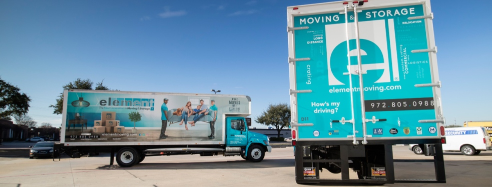 Element Moving and Storage reviews | Movers at 3210 Skylane Dr - Carrollton TX