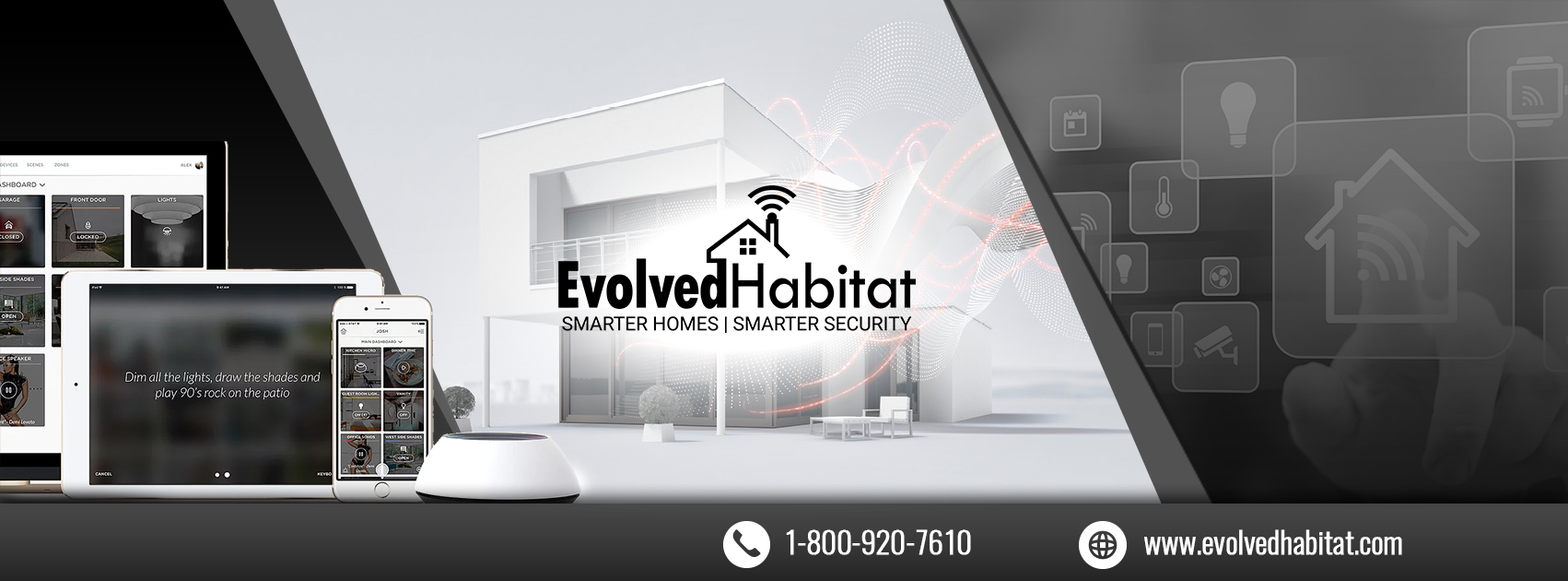 Evolved Habitat LLC reviews | Home Automation at 790 Hansen Rd - Green Bay WI