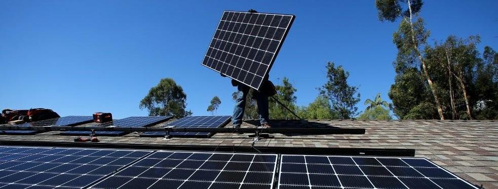 Vibe Solar reviews | Solar Installation at 1206 Commerce Center Dr - Lancaster CA