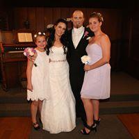 Terra Schwartz review for David's Bridal
