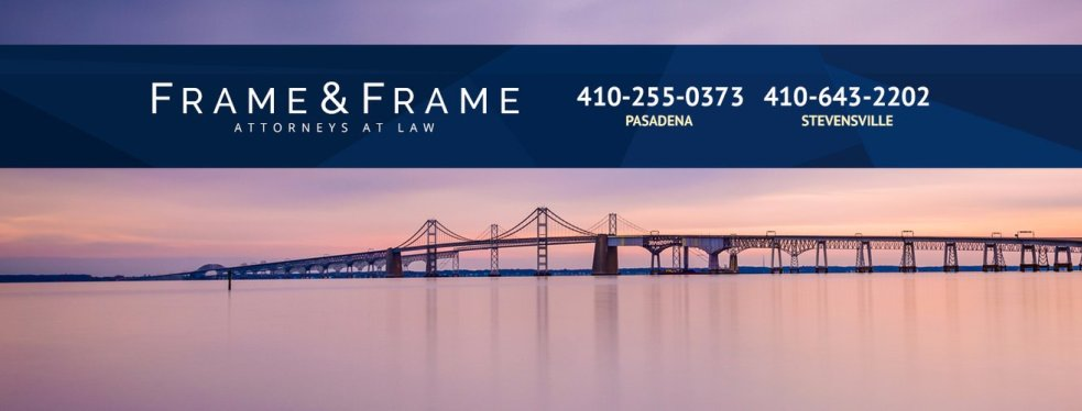 Frame and Frame, Attorneys at Law reviews | Divorce & Family Law at 8562 Fort Smallwood Road - Pasadena MD